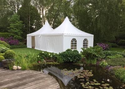0102 VIP-tent 4x4 tuinfeest