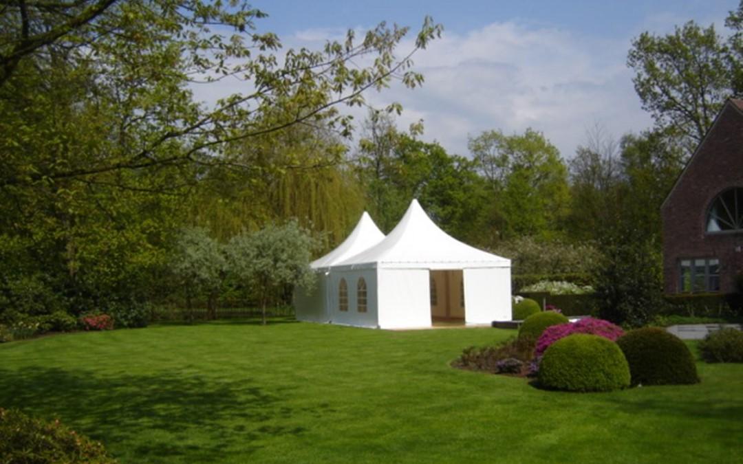 0103 VIP-tent 5×5