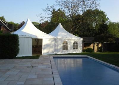 0103 VIP-tent 5x5 tuinfeest