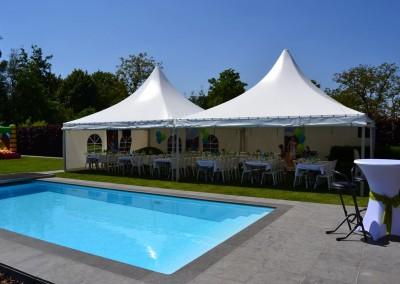 0104 VIP-tent 6x6