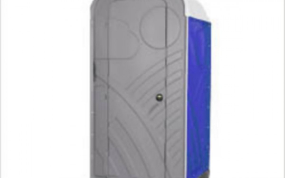0203 Chemische toiletcabine (standaard/VIP/met lichtmast)