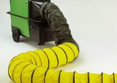 0401 Remko 110KW met slang
