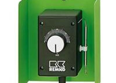 0401 Remko 110KW met thermostaat
