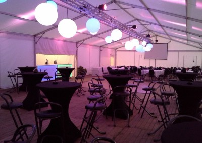 0606 LED-sfeerbollen feest