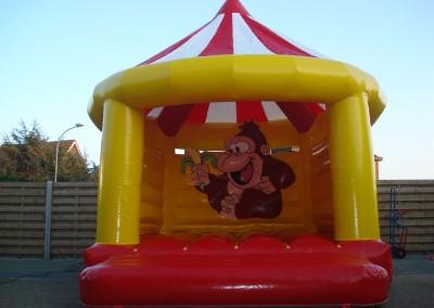 0814 Springkussen Monkey
