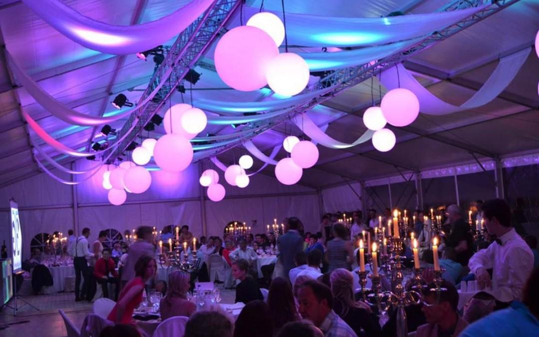 0901 Decoratieve verlichtingstruss