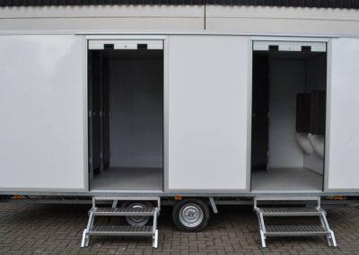 0201 Luxe toiletwagen – NIEUW