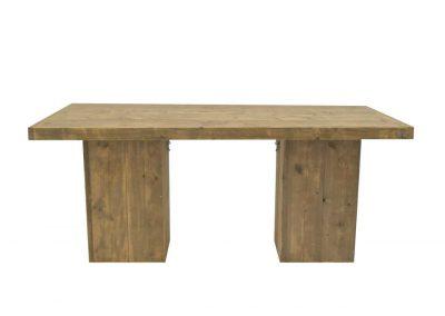 steigerhouten tafel 2