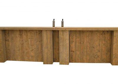 0705 Steigerhouten Bar 2m