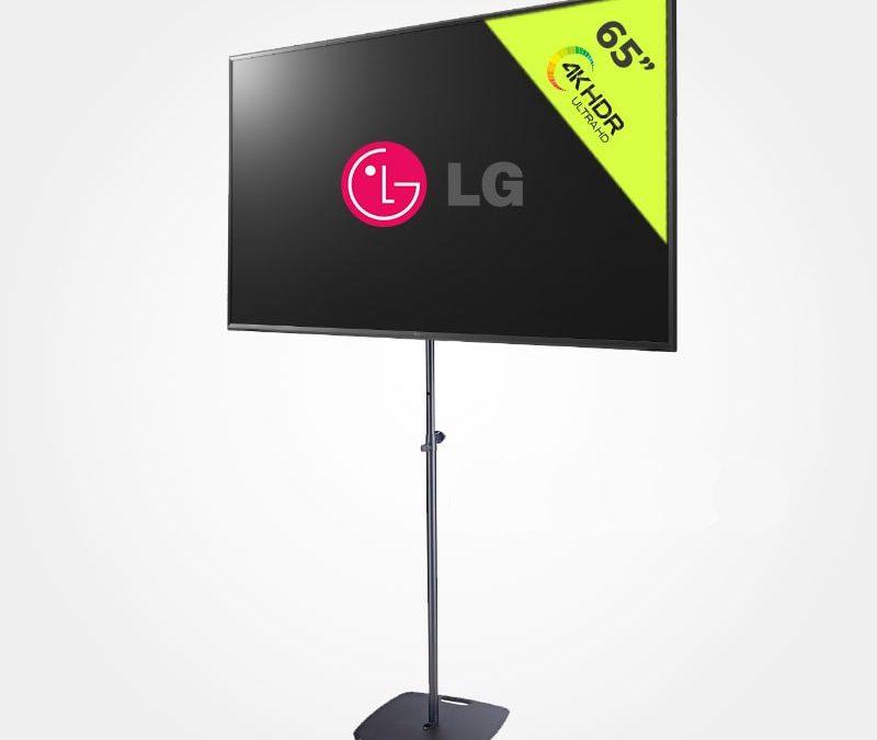 0803 LED-tv scherm